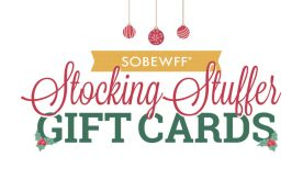 holiday gift cards 276x173 - SOBEWFF® Stocking Stuffer